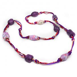 Vitropía - Collar de perlas...