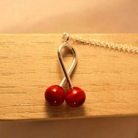 Calea Artesanía - Colgante colección Cherry