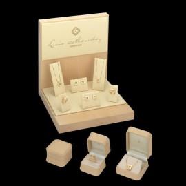 FiligranaGallery - Colgante en Filigrana Oro 18K y Diamantes