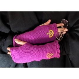 Florens guantes - Colección Flora