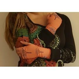 Florens guantes - Colección Interior