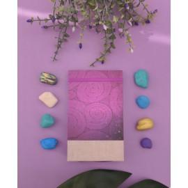 Ouro - Cuaderno 'Universo 10' hecho a mano