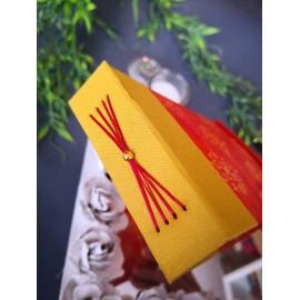 Ouro - Cuaderno 'Kamala' hecho a mano