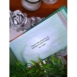 Ouro - Cuaderno 'Hara' hecho a mano