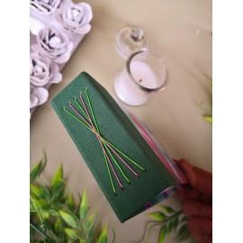 Ouro - Cuaderno 'Väri' hecho a mano
