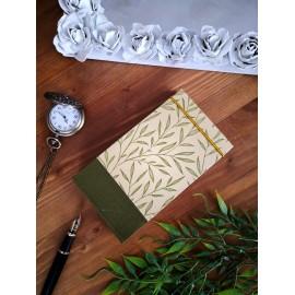 Ouro - Cuaderno 'Zhi' hecho...