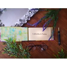 Ouro - Cuaderno 'Hana' hecho a mano