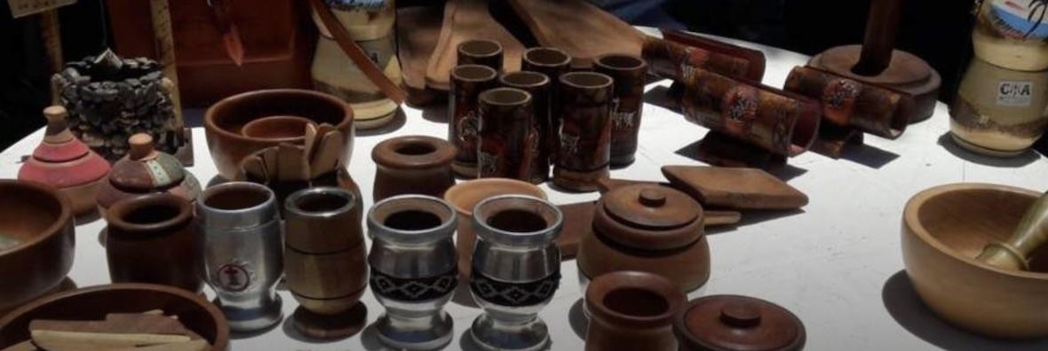 Ferias de Artesanía … a la espera