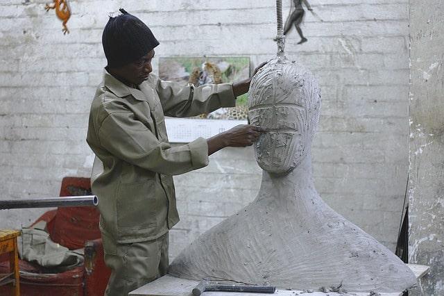 La artesanía en piedra Un arte que perdura