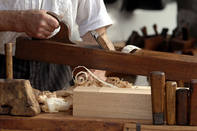 Los secretos de artesanía en madera